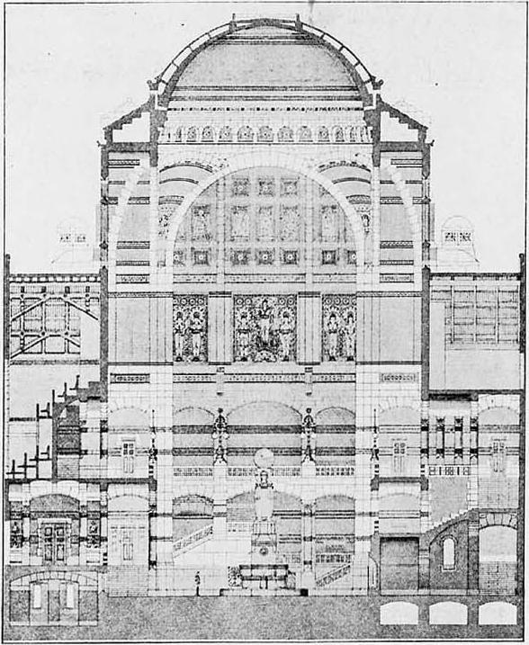 File h p berlage design peace palace Palace design