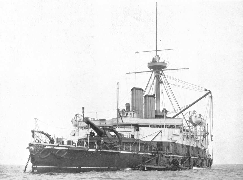 Battleship HMS Benbow, World War I 15