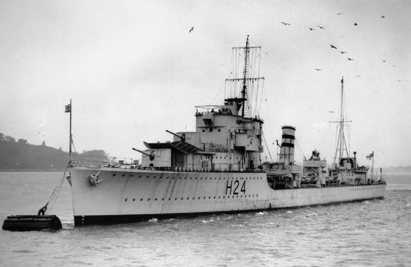 HMS Hasty