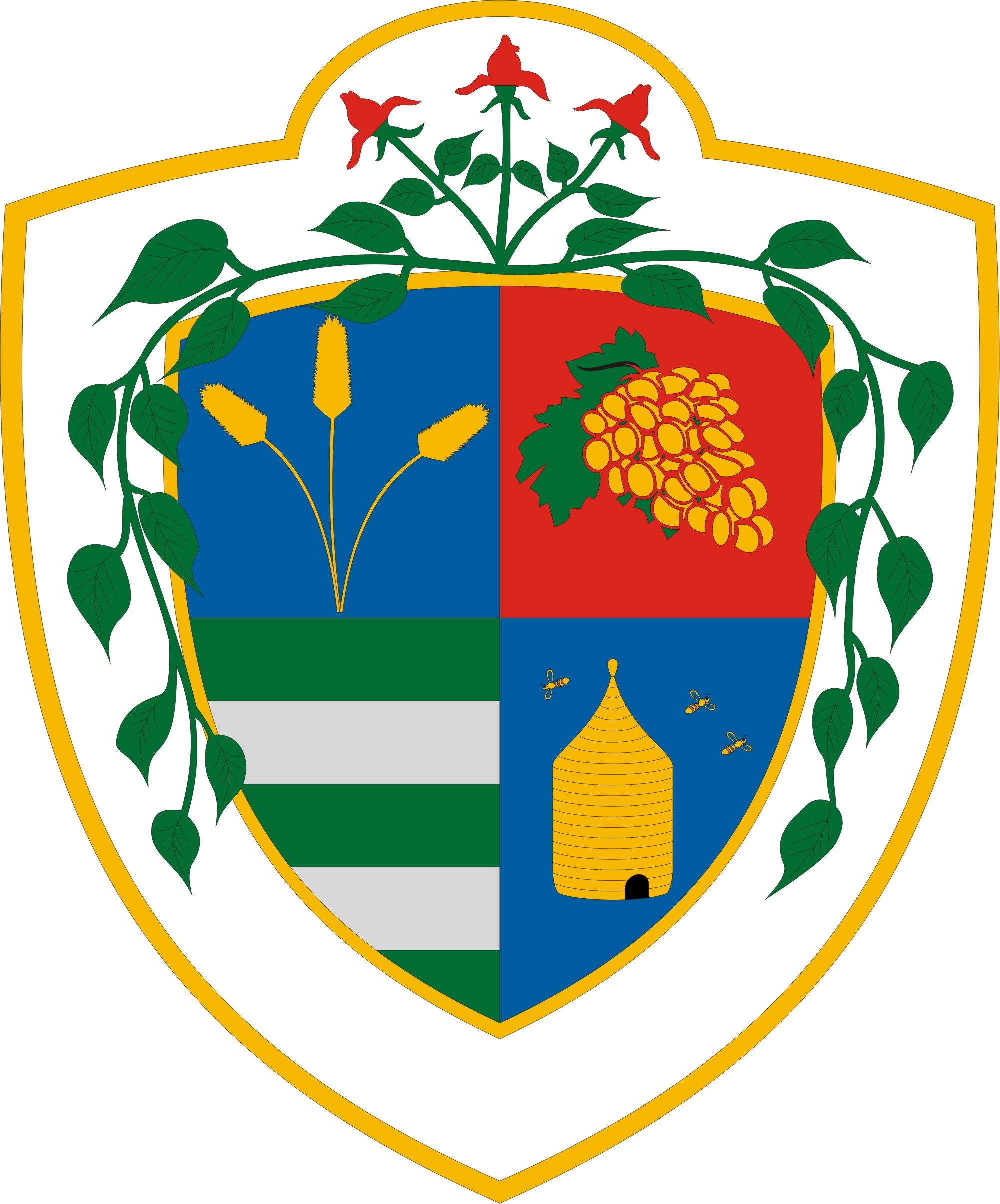 Dunaharaszti címere
