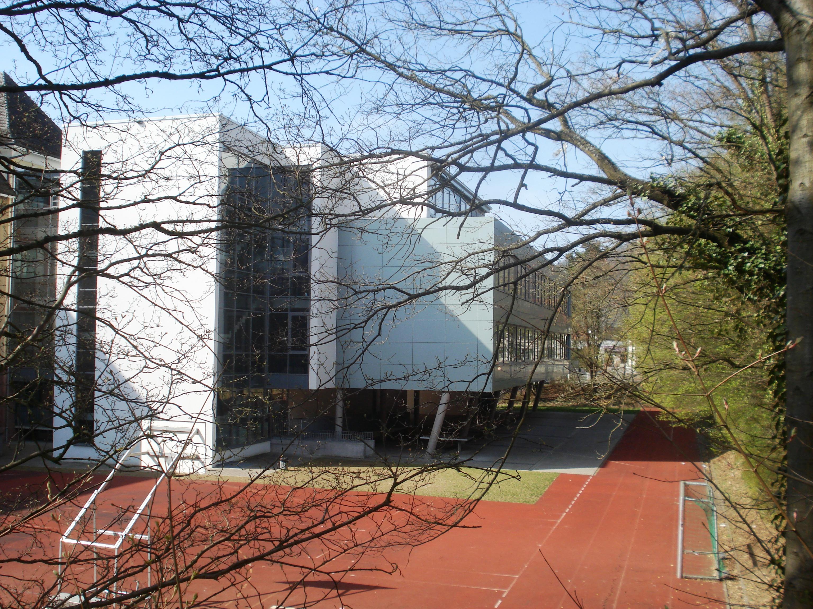 File Hegau Gymnasium Moderner Anbau Jpg Wikimedia Commons