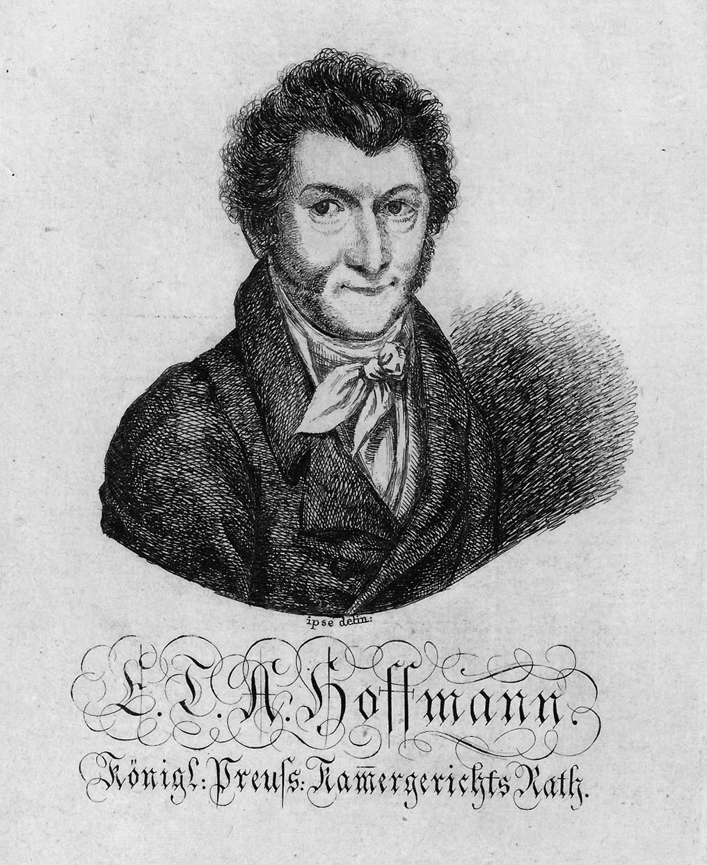 E. T. A. Hoffmann [Public domain], via Wikimedia Commons