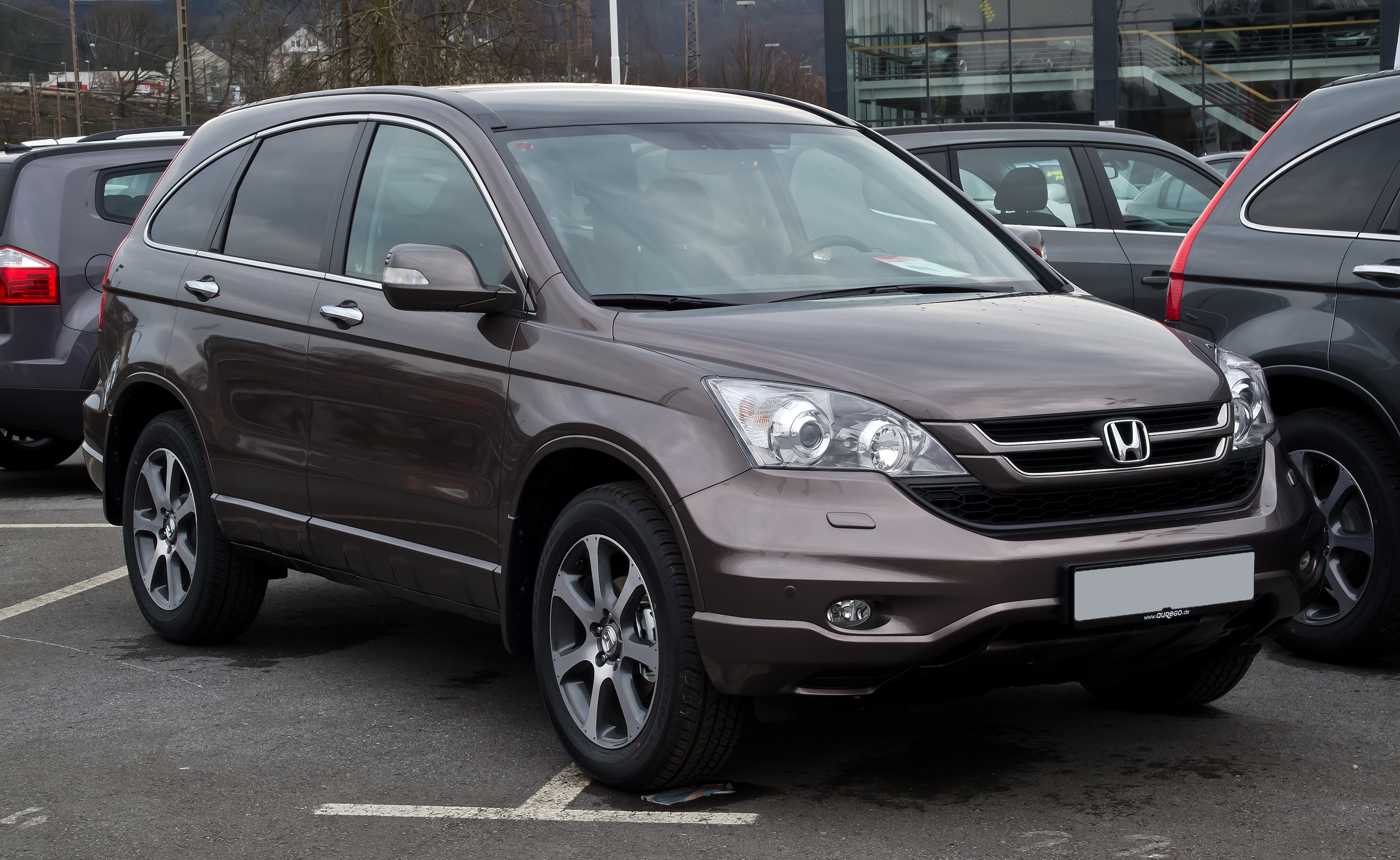 Honda Cr V Used Cars For Sale Scotland