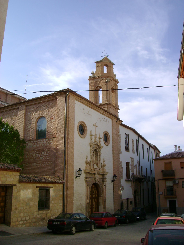 Hospital de San Juan de Dios (Jaén) - Wikipedia, la enciclopedia libre