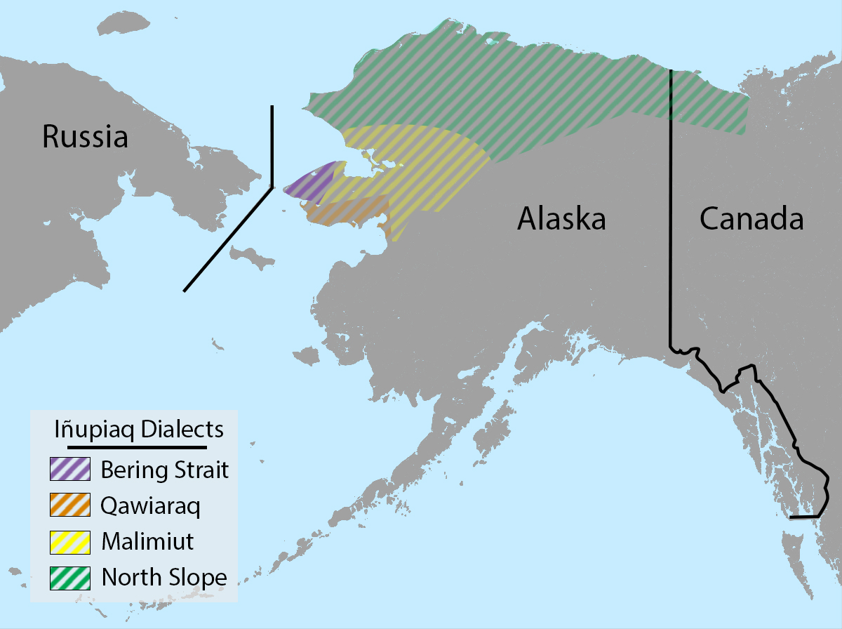 Inupiaq language - Wikipedia