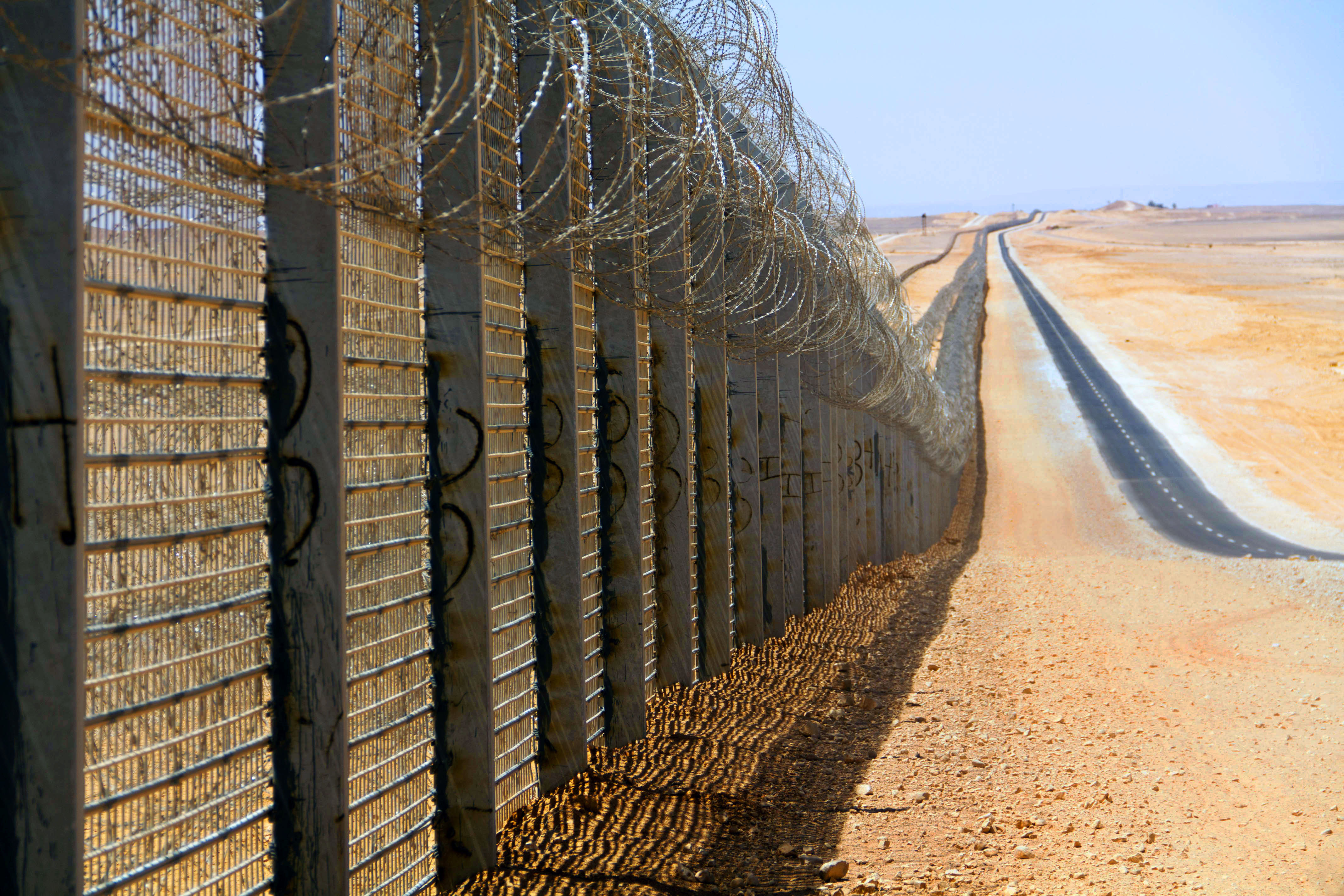 Image result for Israel, border fence, photos