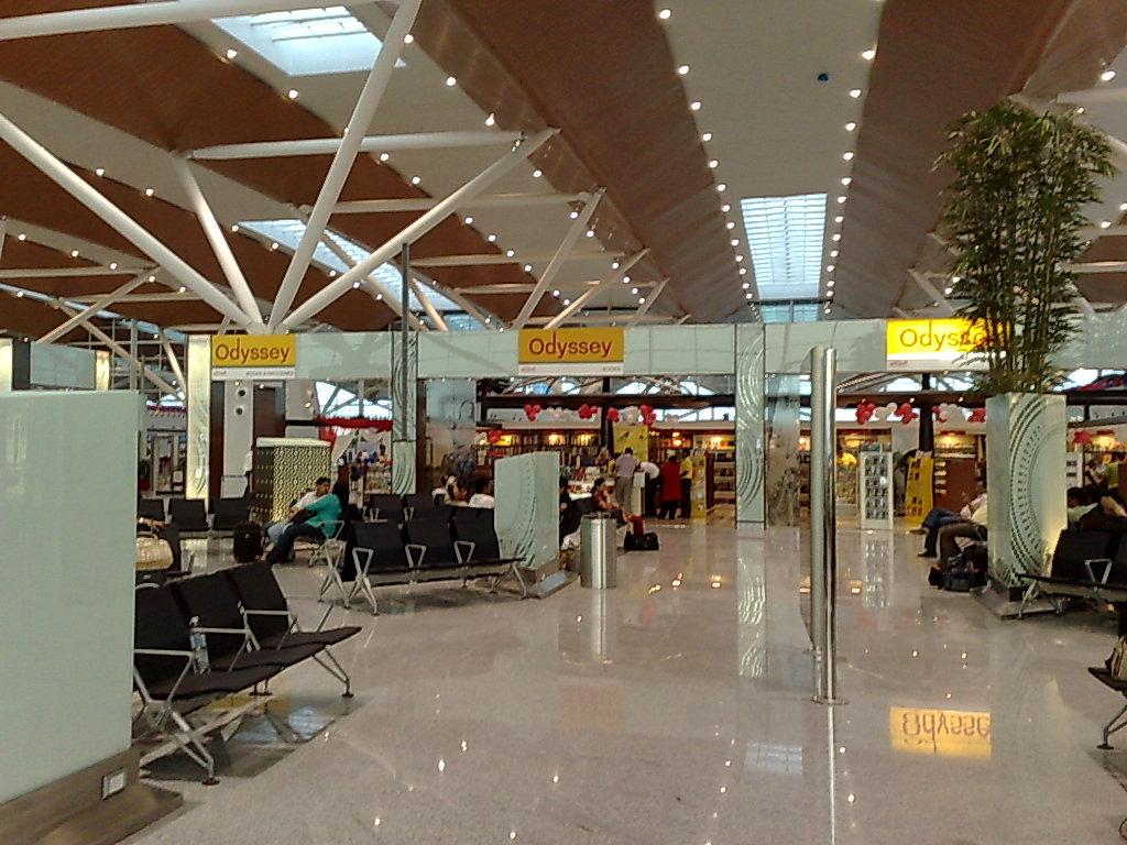 Delhi International Airport Car Rental