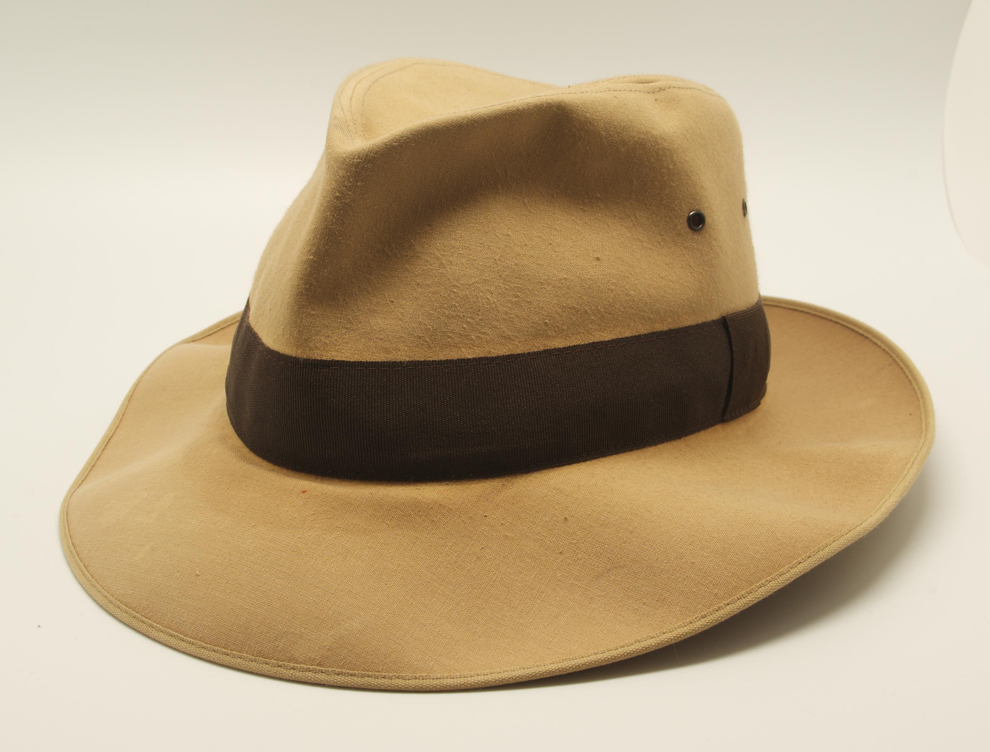 FileIndiana Jones Fedora Hat