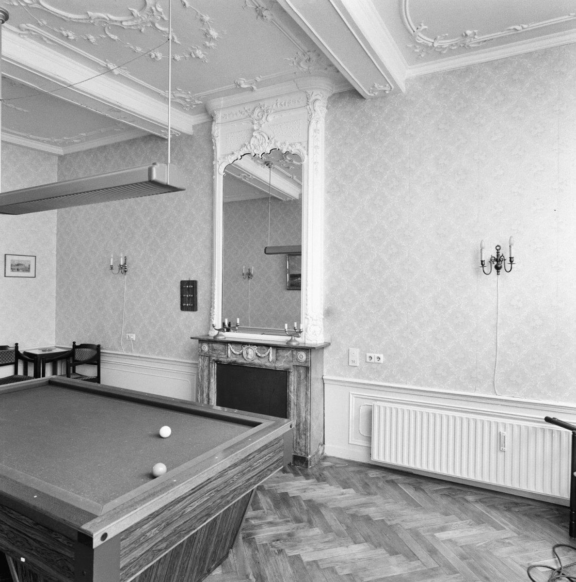 File:Interieur, linker tussenkamer of eetkamer - Middelburg ...