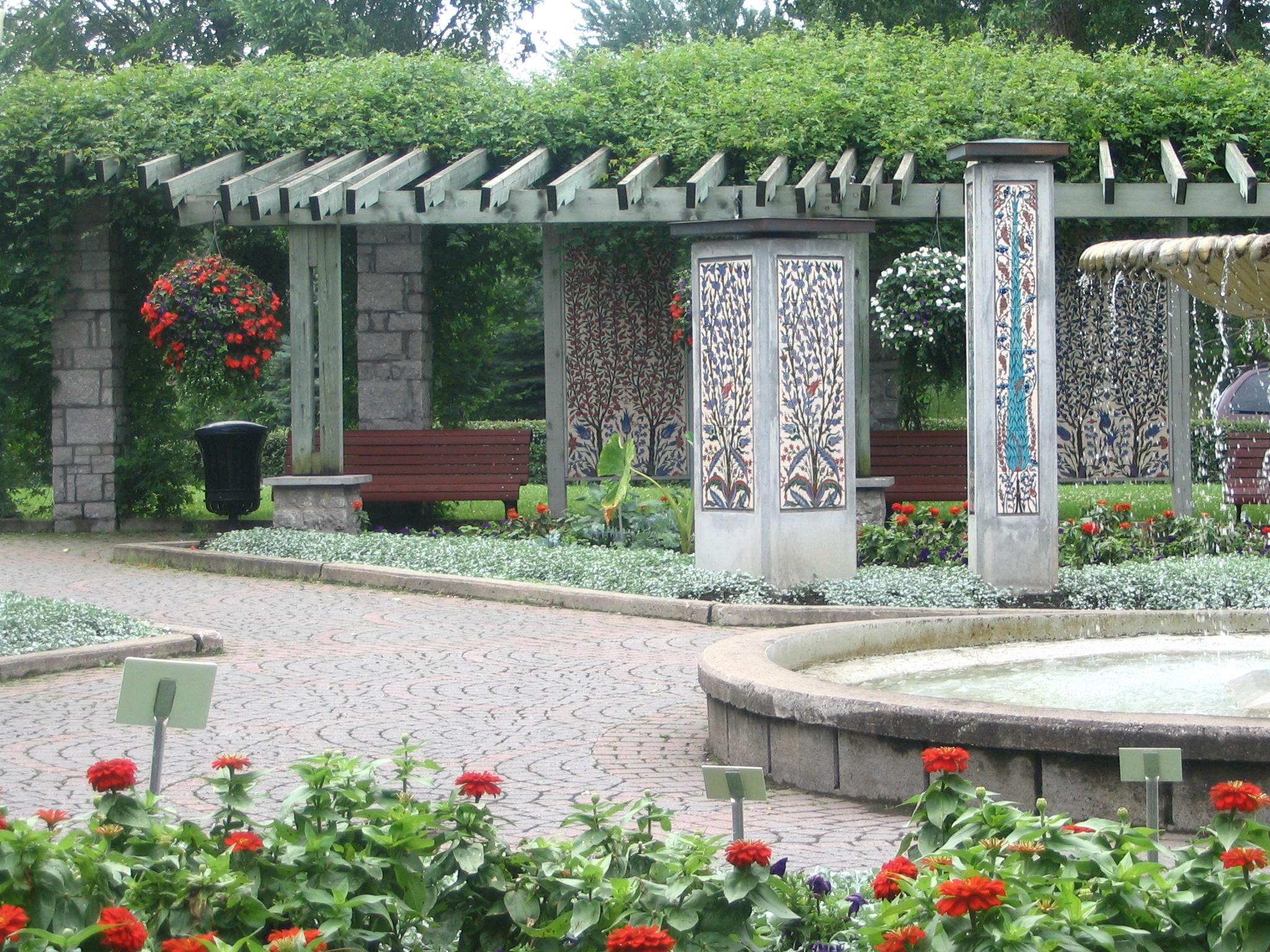 File jardin botanique de montr for Botanique jardin montreal