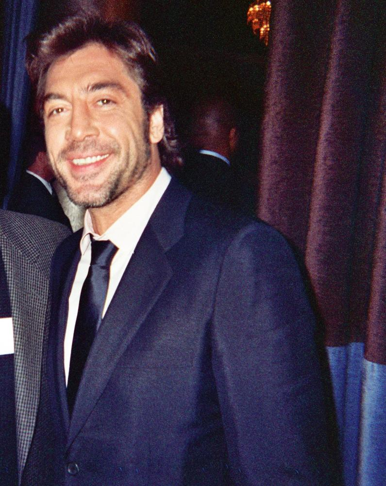 Javier Bardem - Gallery Colection