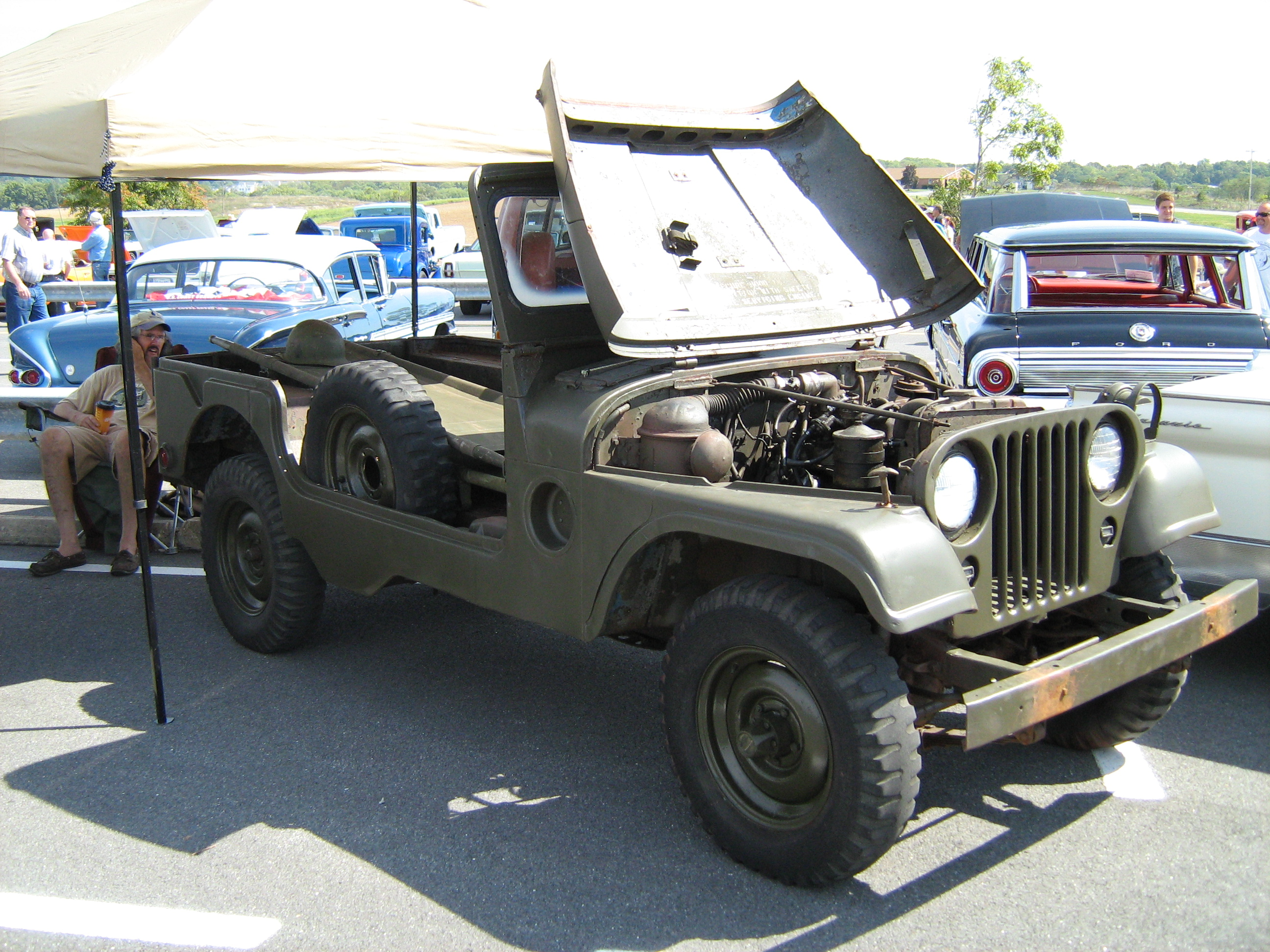 Willys Jeep For Sale >> File:Jeep M170 Ambulance sr.jpg - Wikimedia Commons