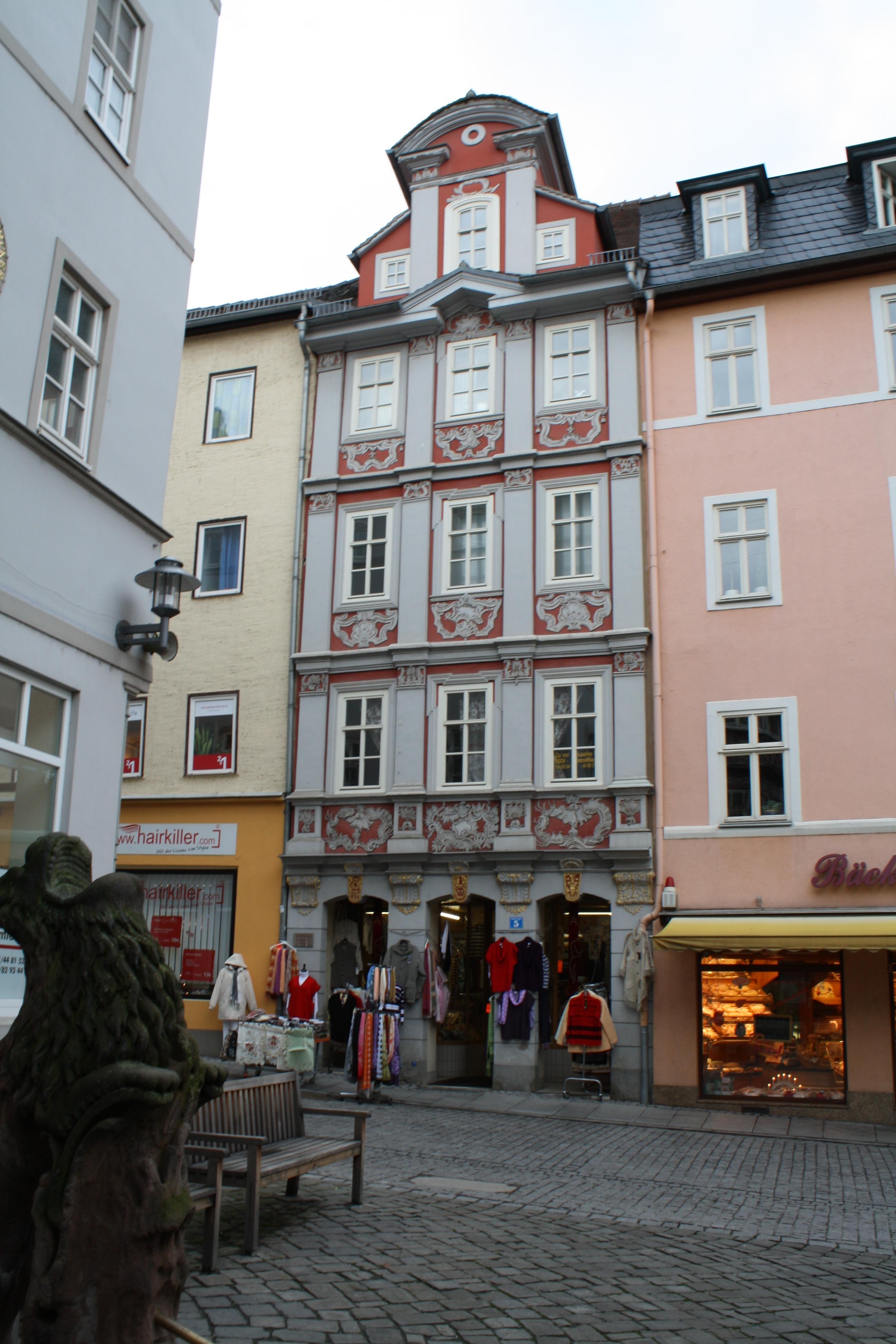 File Jena Trebitzsches Haus 2008 Jpg Wikimedia Commons