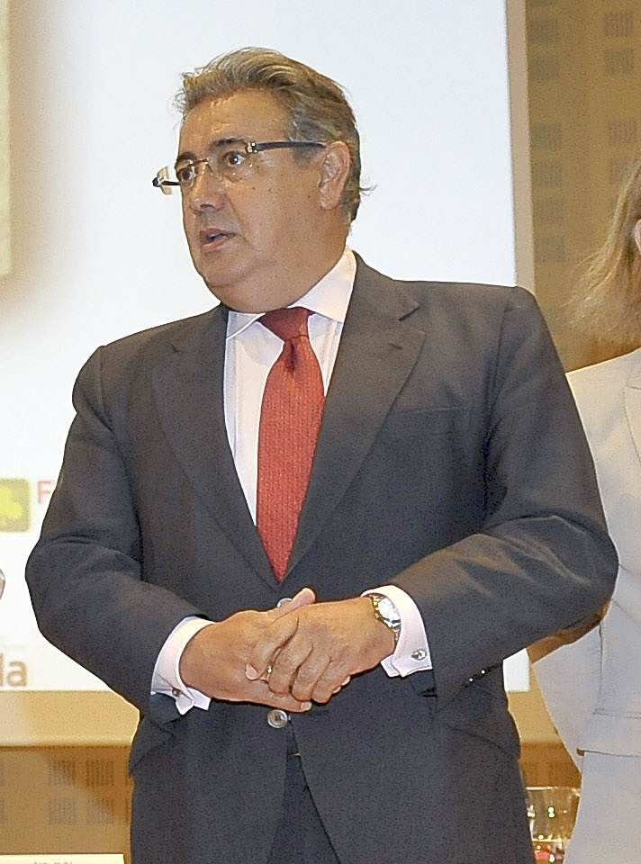 Juan ignacio zoido wikipedia la enciclopedia libre for Escuchas del ministro del interior