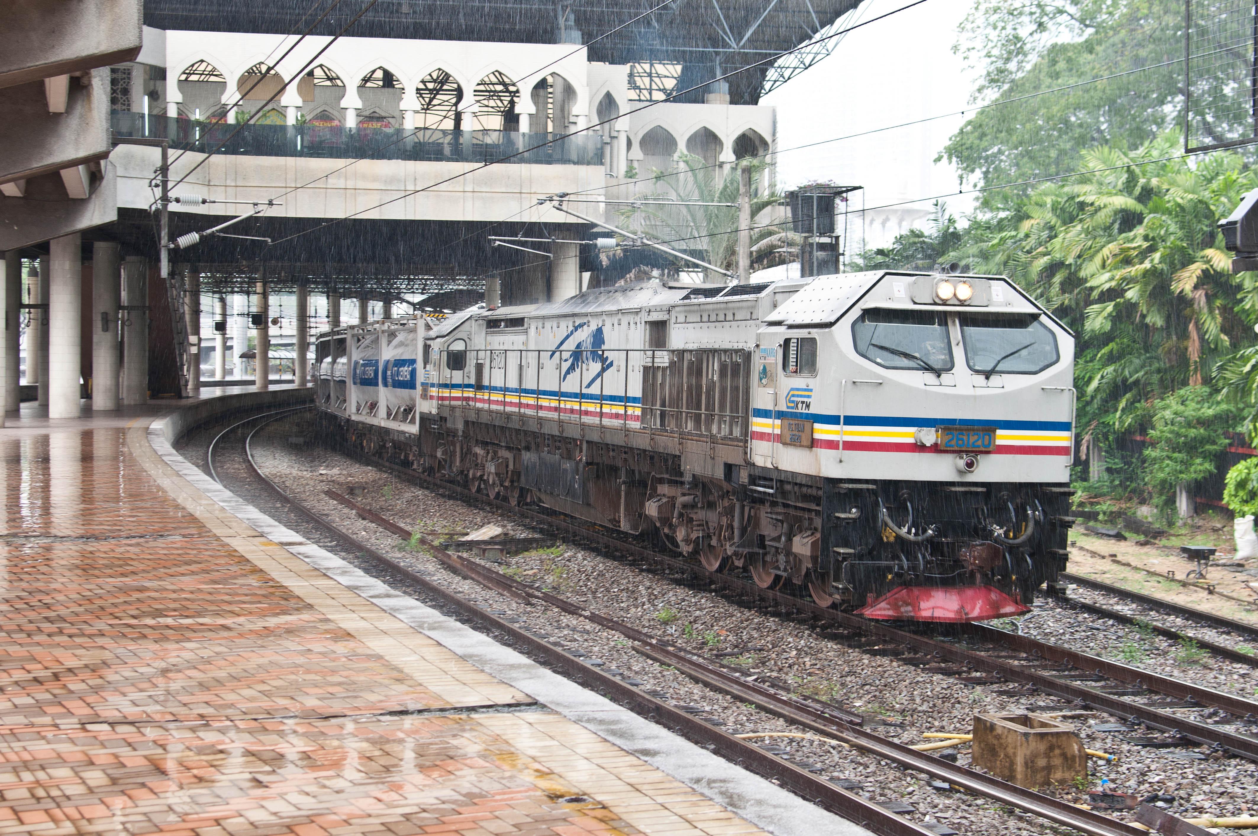 KTM Berhad in Kuala Lumpur