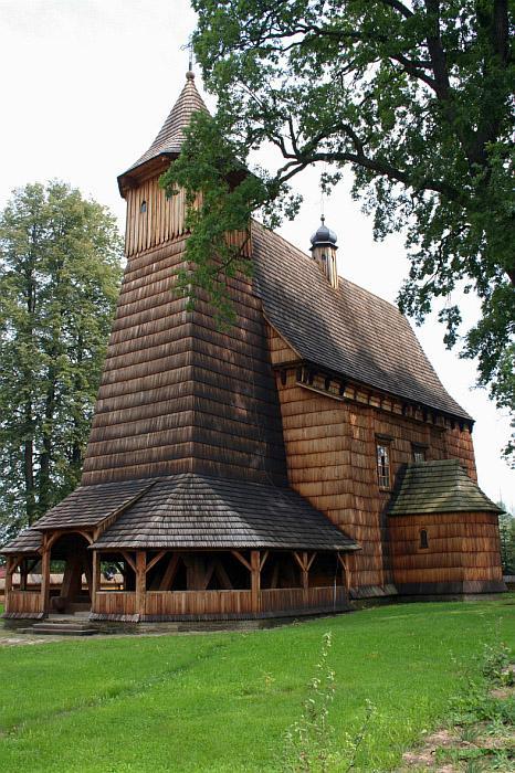 Trzcinica, Podkarpackie Voivodeship