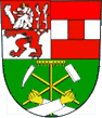 Krásno coat of arms