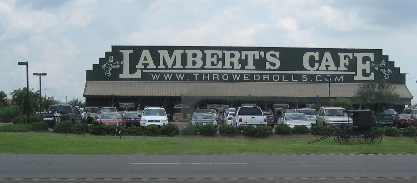 Lambert S Cafe Wikipedia