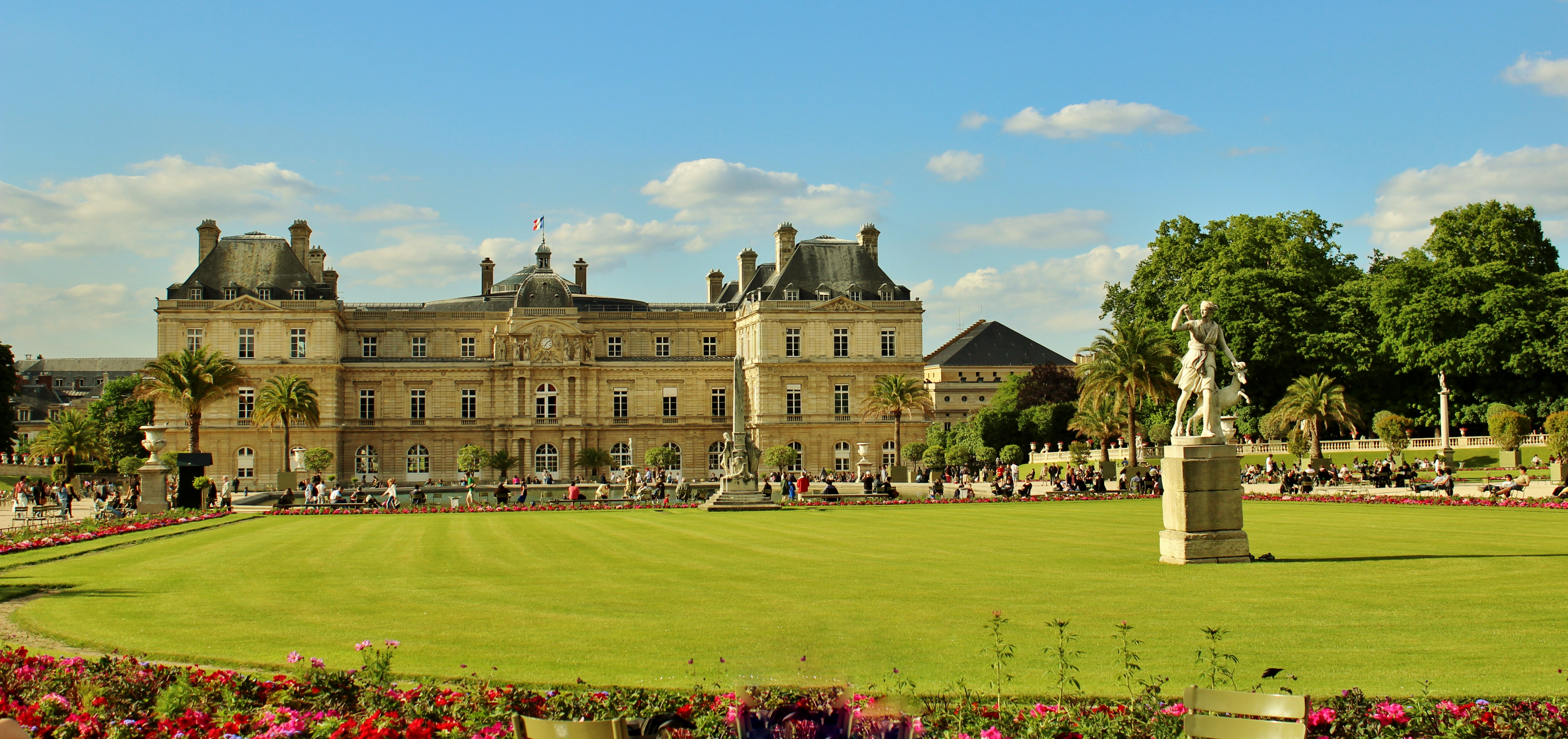 File Le Jardin du Luxembourg Paris France panoramio 28
