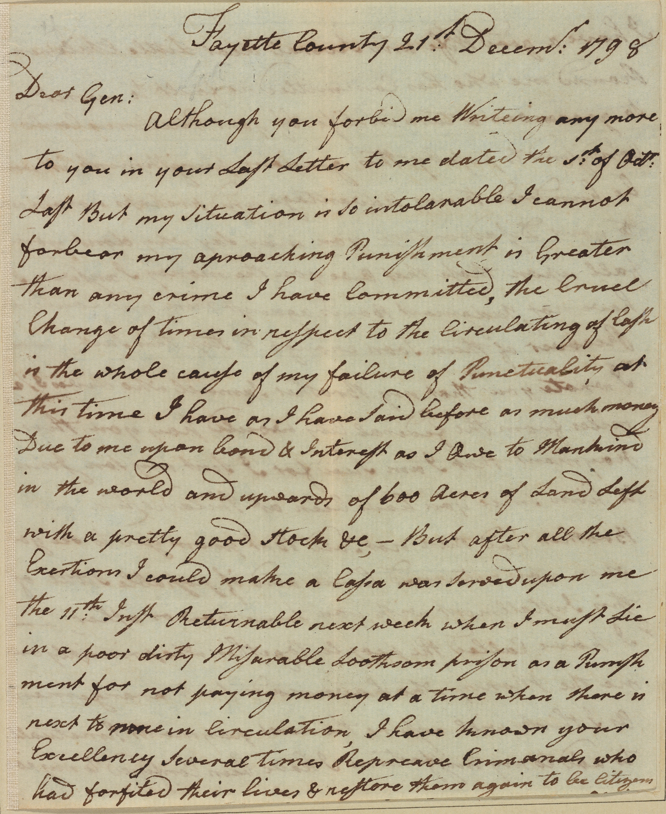 File Letter Israel Shreve To George Washington 21 December Wikimedia Commons