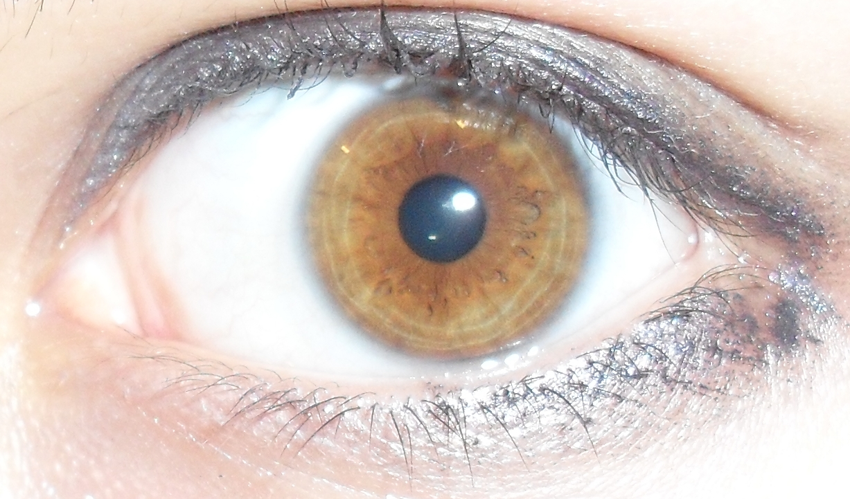 Brown Eye Colour