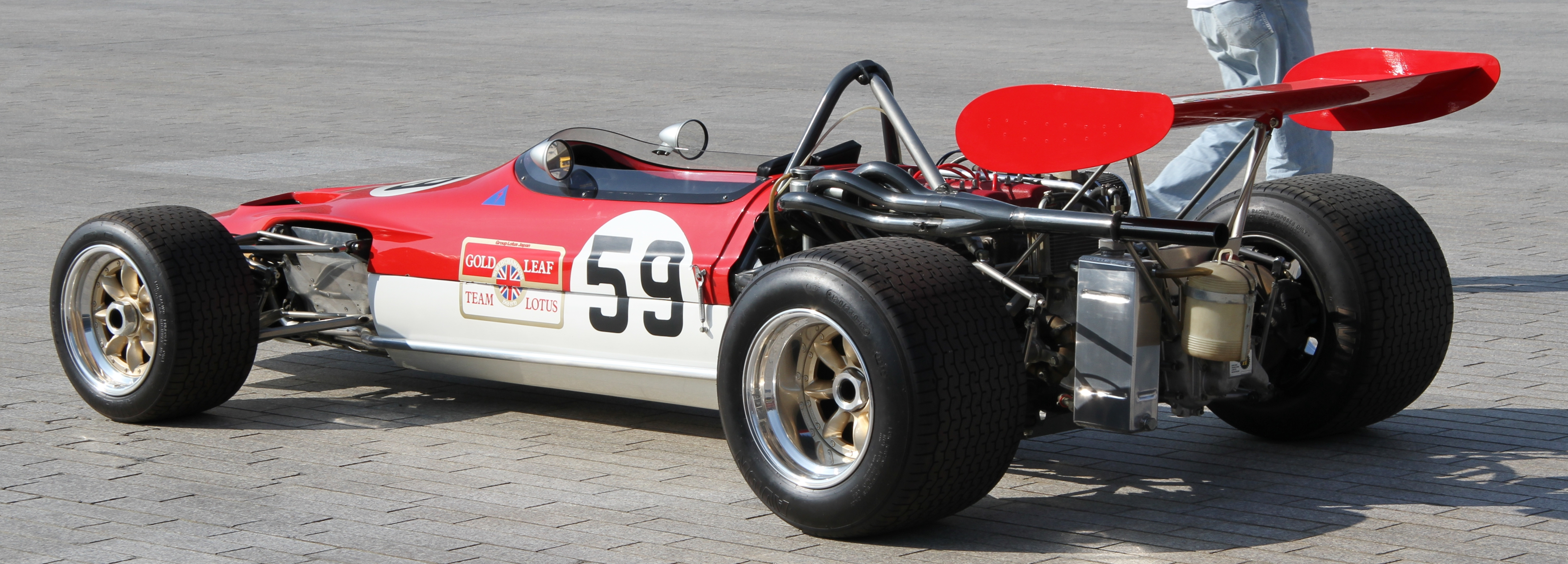 File:Lotus 59 rear.jpg - Wikipedia