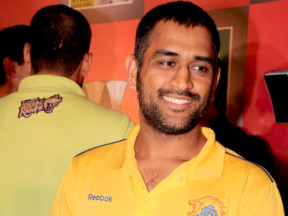 MS Dhoni in 2011
