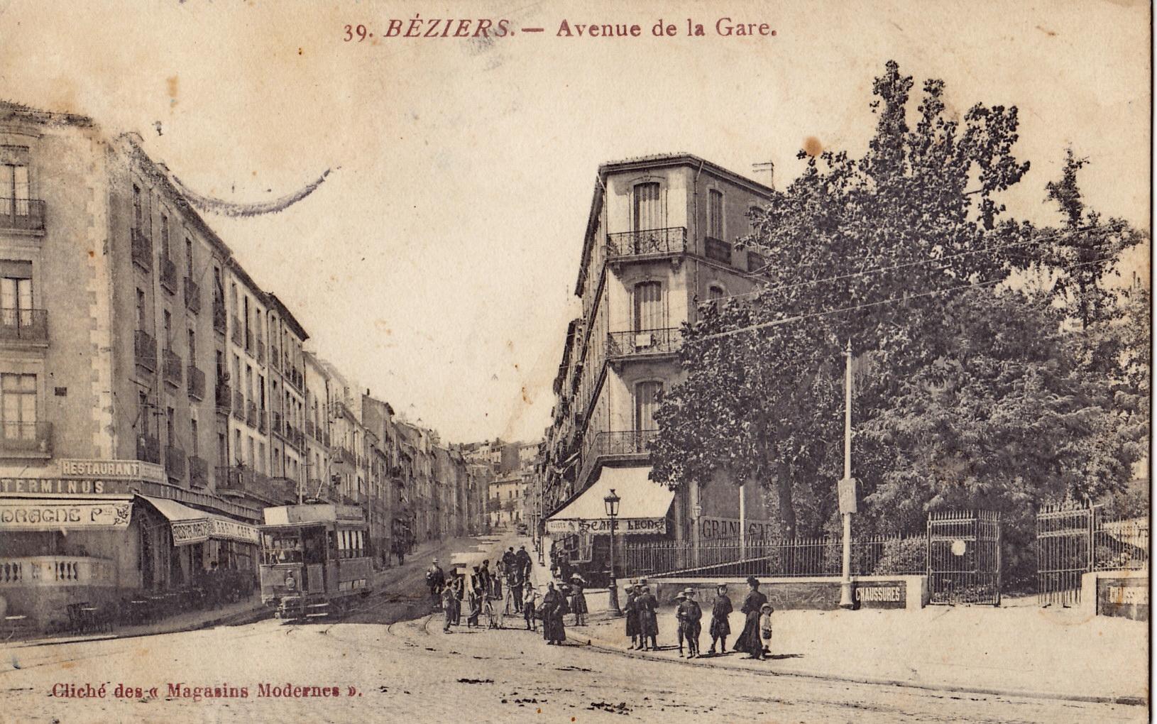 Fichier magasins modernes 39 beziers avenue de la wikip dia - Magasin avenue de la gare luxembourg ...