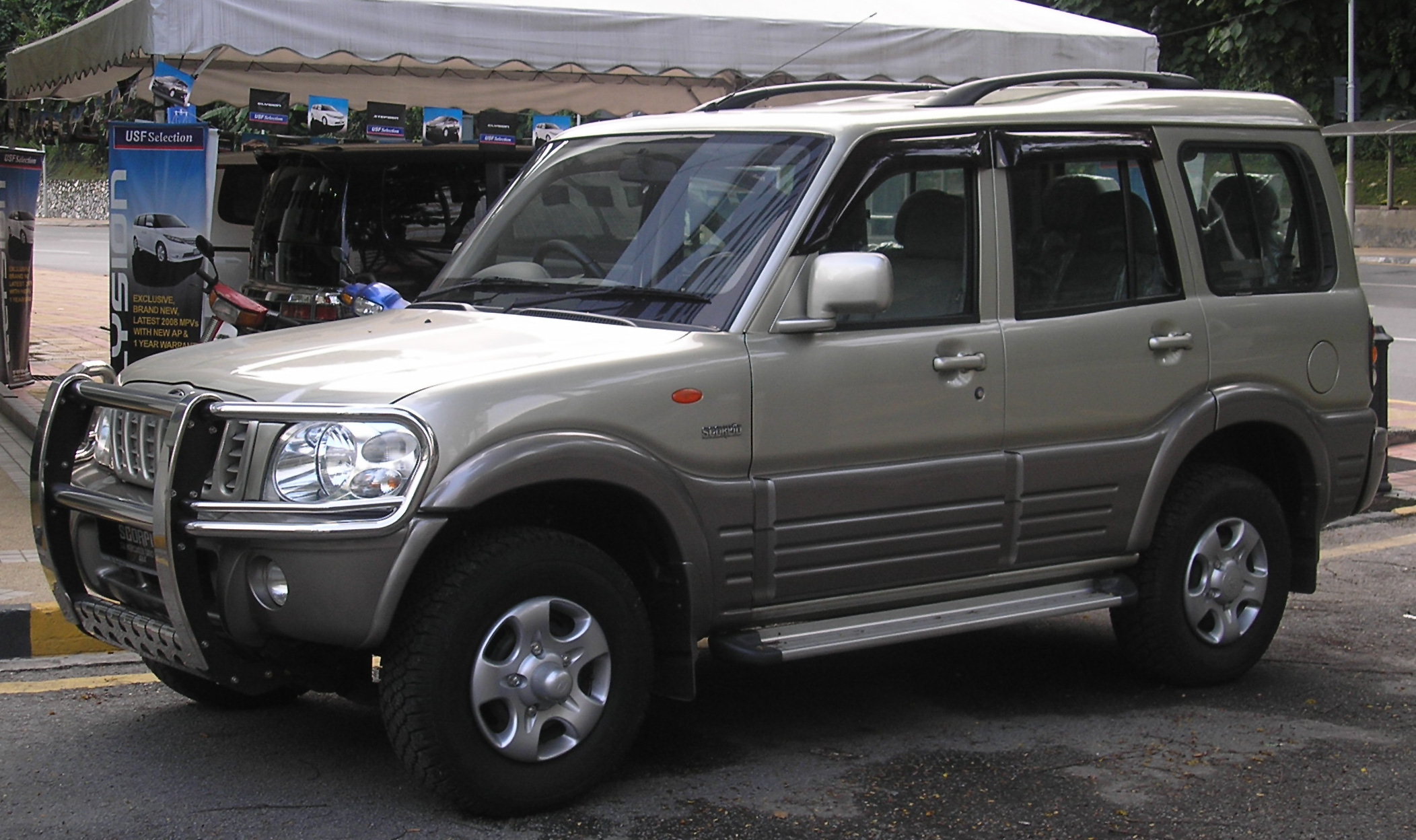 Mahindra Scorpio Car Price List