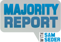 <i>The Majority Report with Sam Seder</i> American radio and podcast talk show