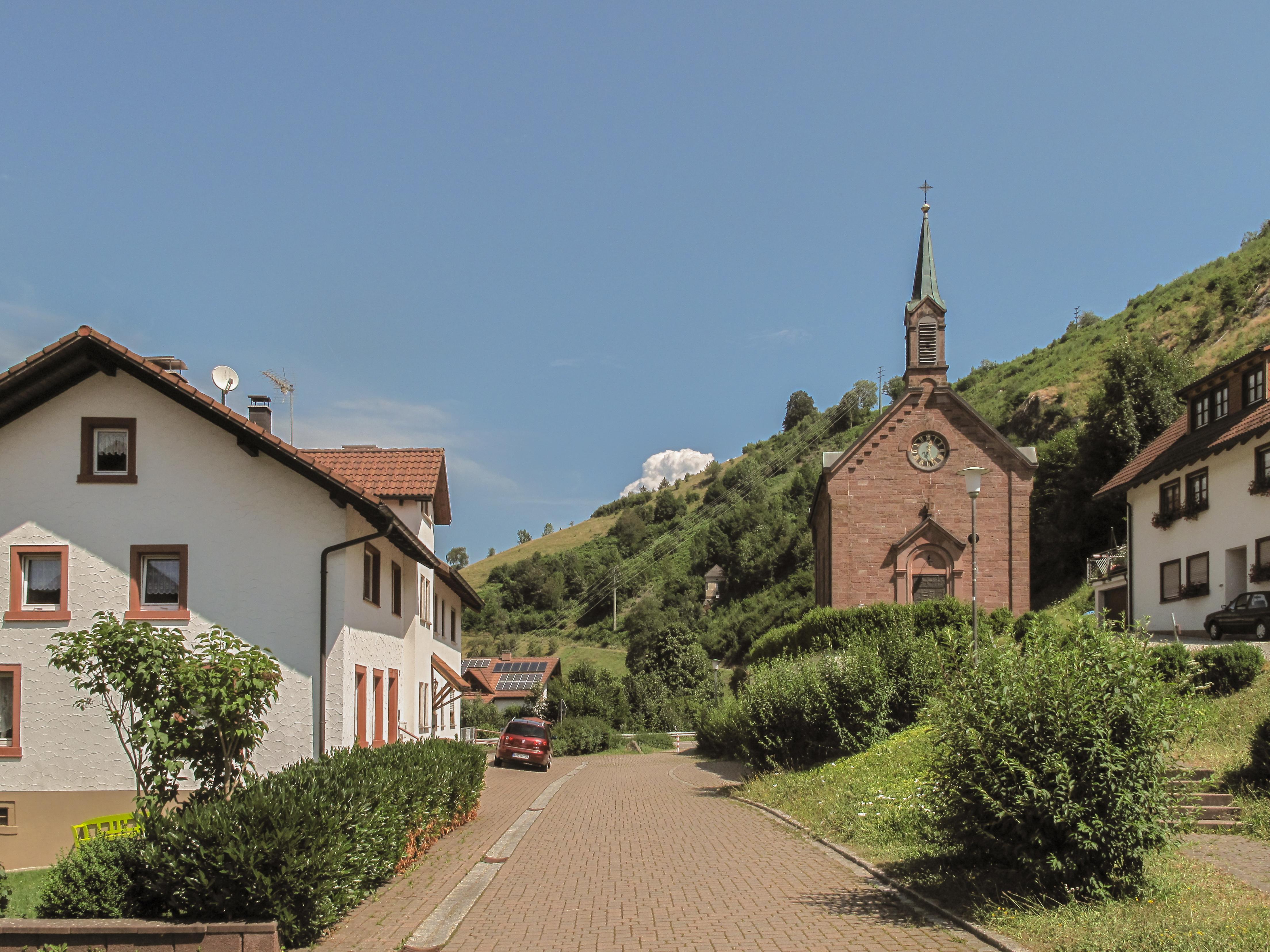 Dateimambach, Die Maria Frieden Kapelle Foto4 20130726