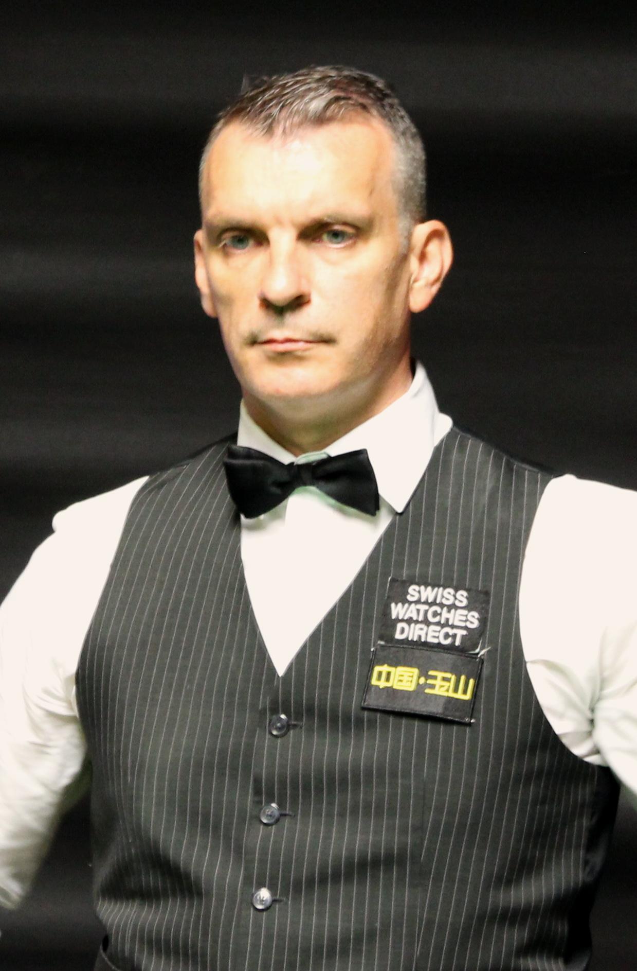 Mark Davis (snooker player) - Wikiwand