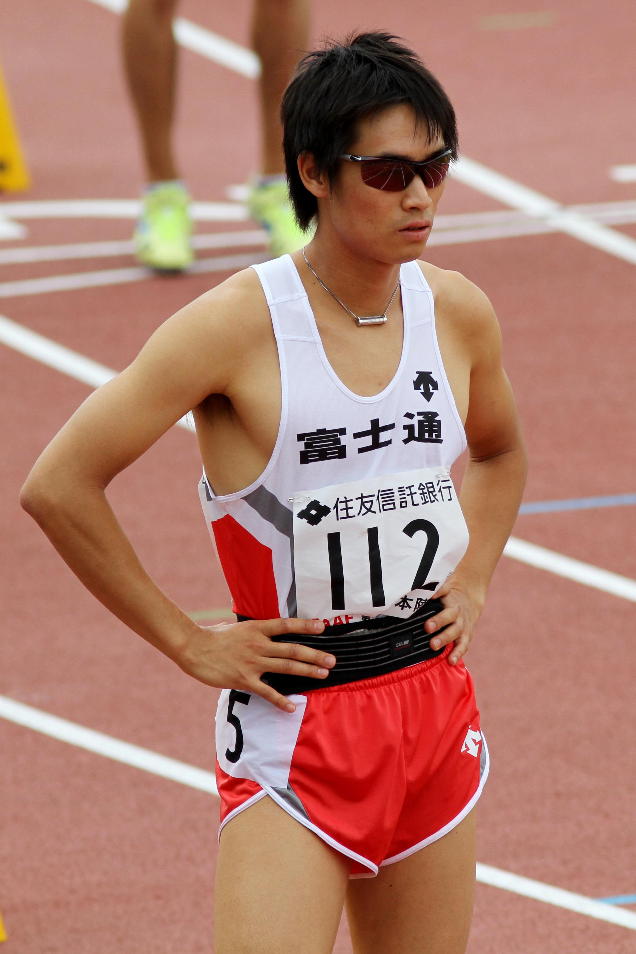 横田真人 (陸上選手) - Wikipedia