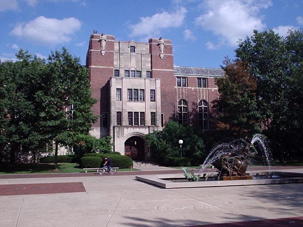 998f3085eed Universidade de Michigan – Wikipédia, a enciclopédia livre