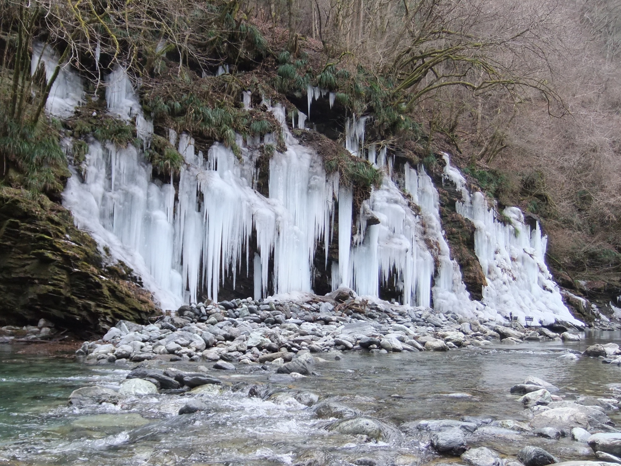 Let S Go To Chichibu City And See The Icicles Of