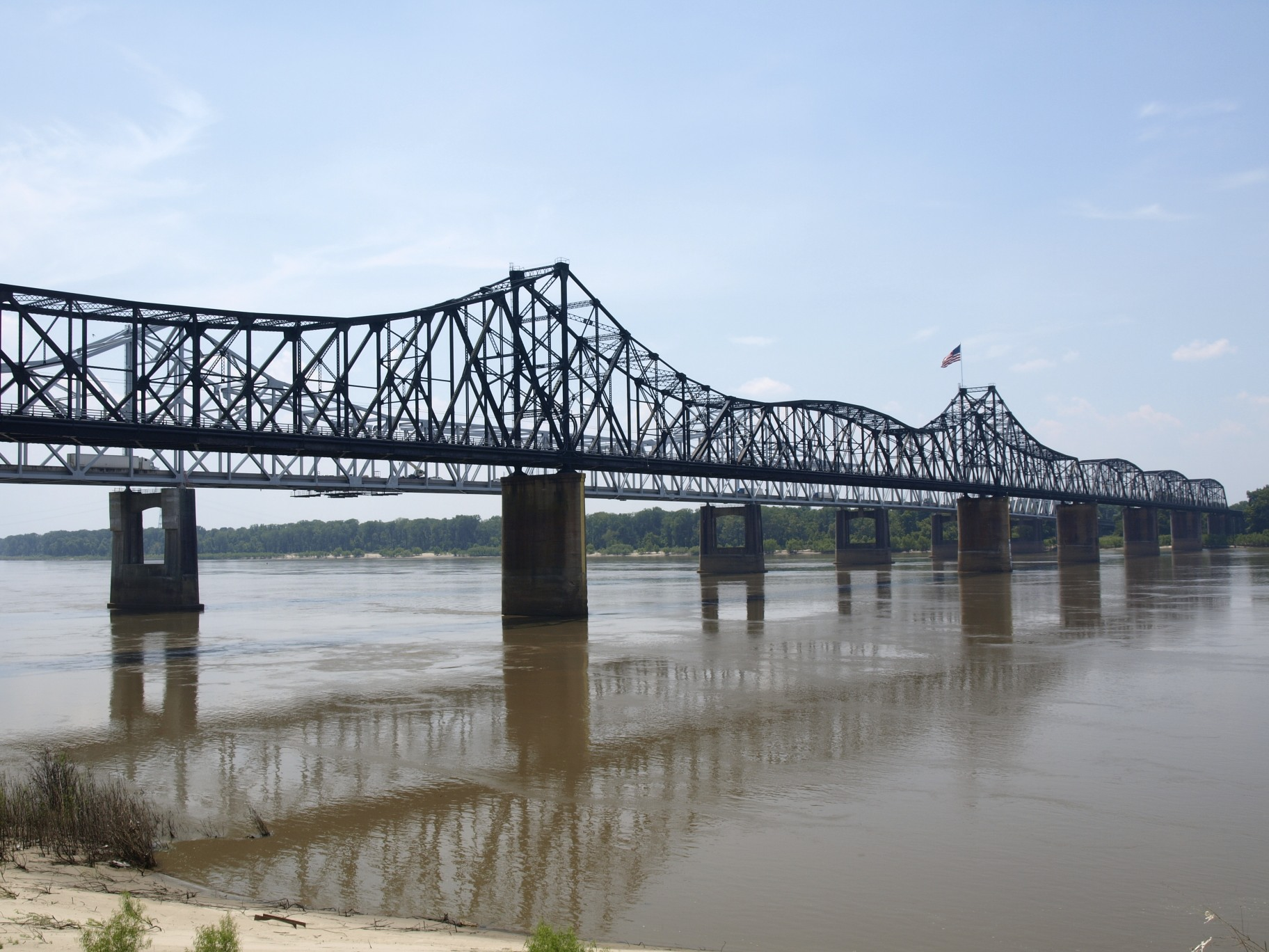 Walking Bridge To Randall S Island