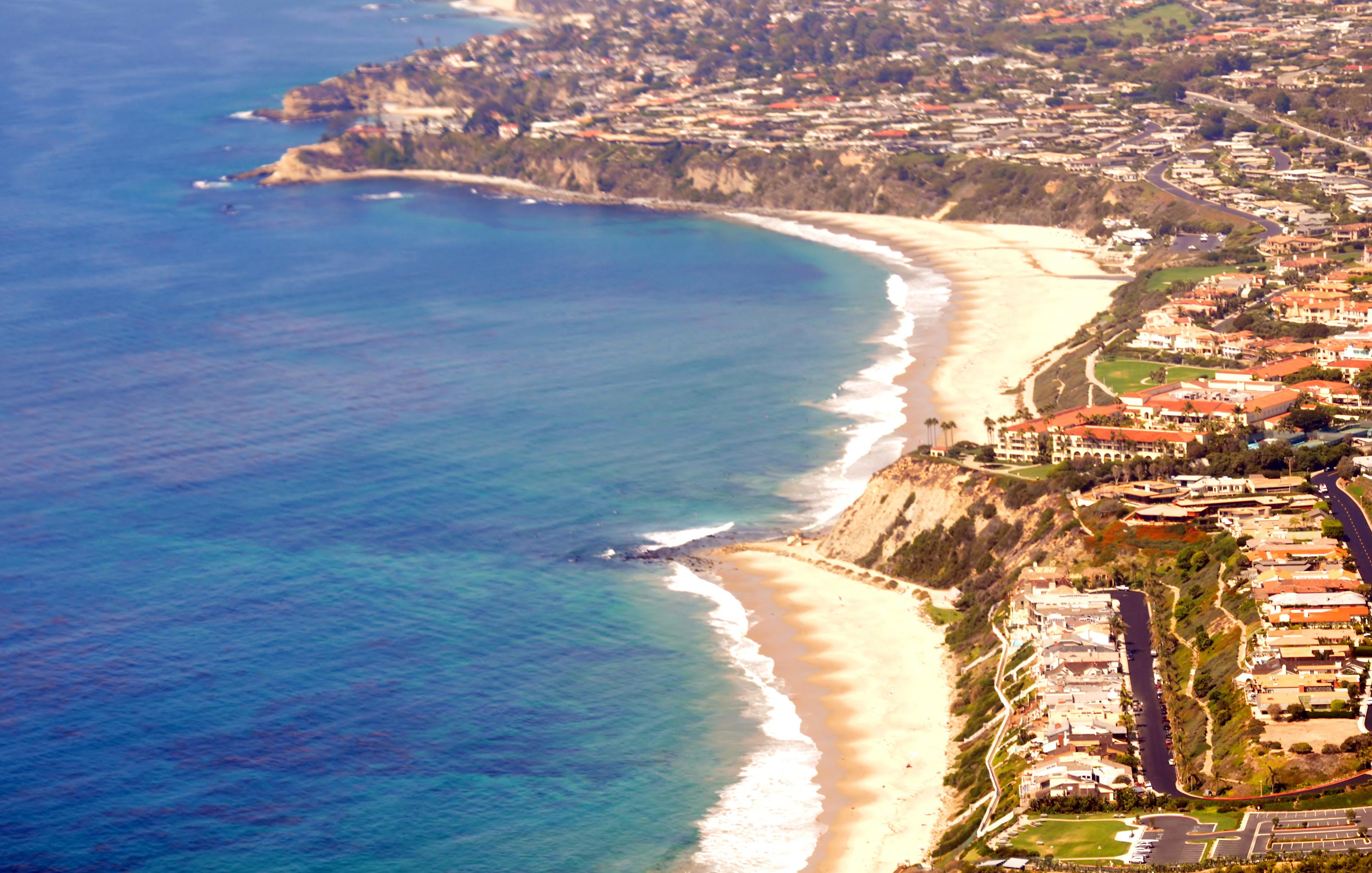 Monarch Beach Dana Point California