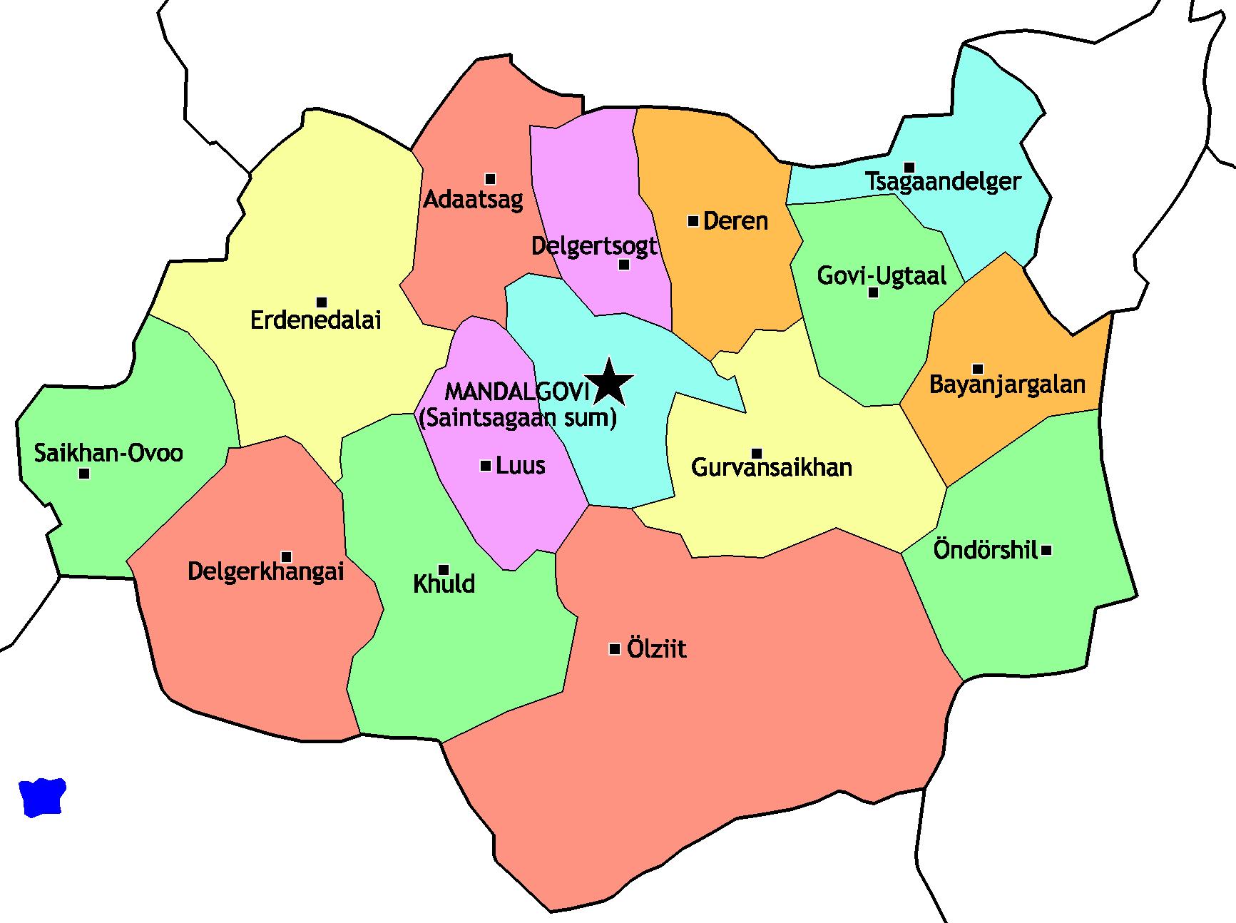 Dornod Mongolei