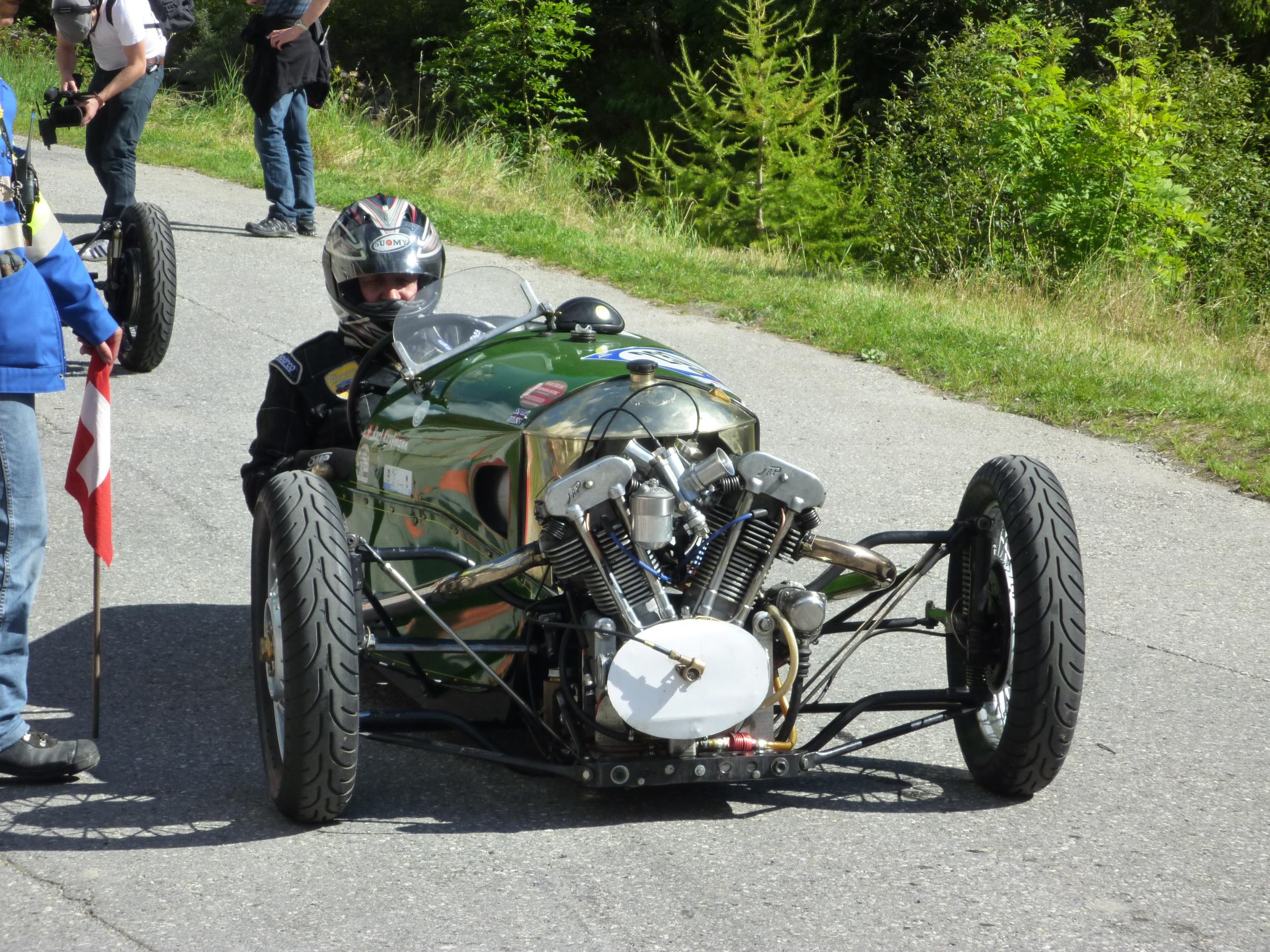 Morgan Martins Cars