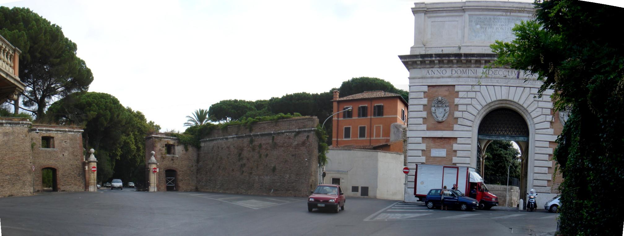 Villa Gianicolense Via Del Casaletto Roma