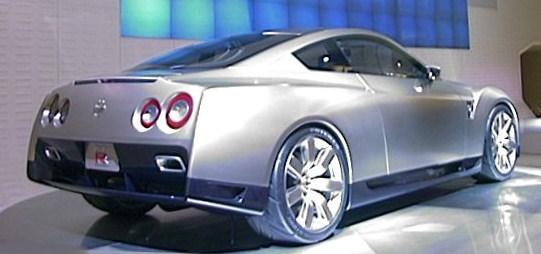 NISSAN GT-R CONCEPT at TMS2001 004