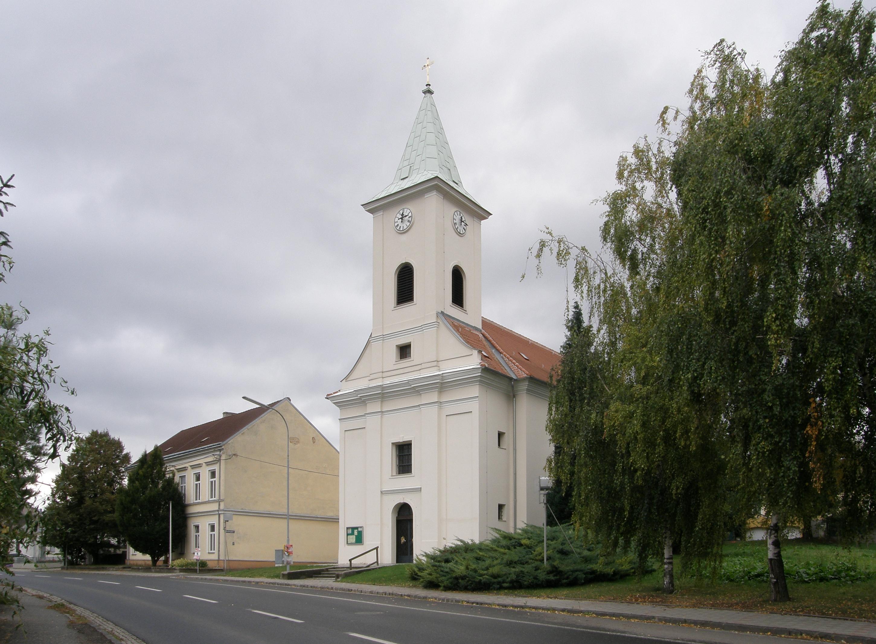 Pfarrkirche Erdberg (Poysdorf)