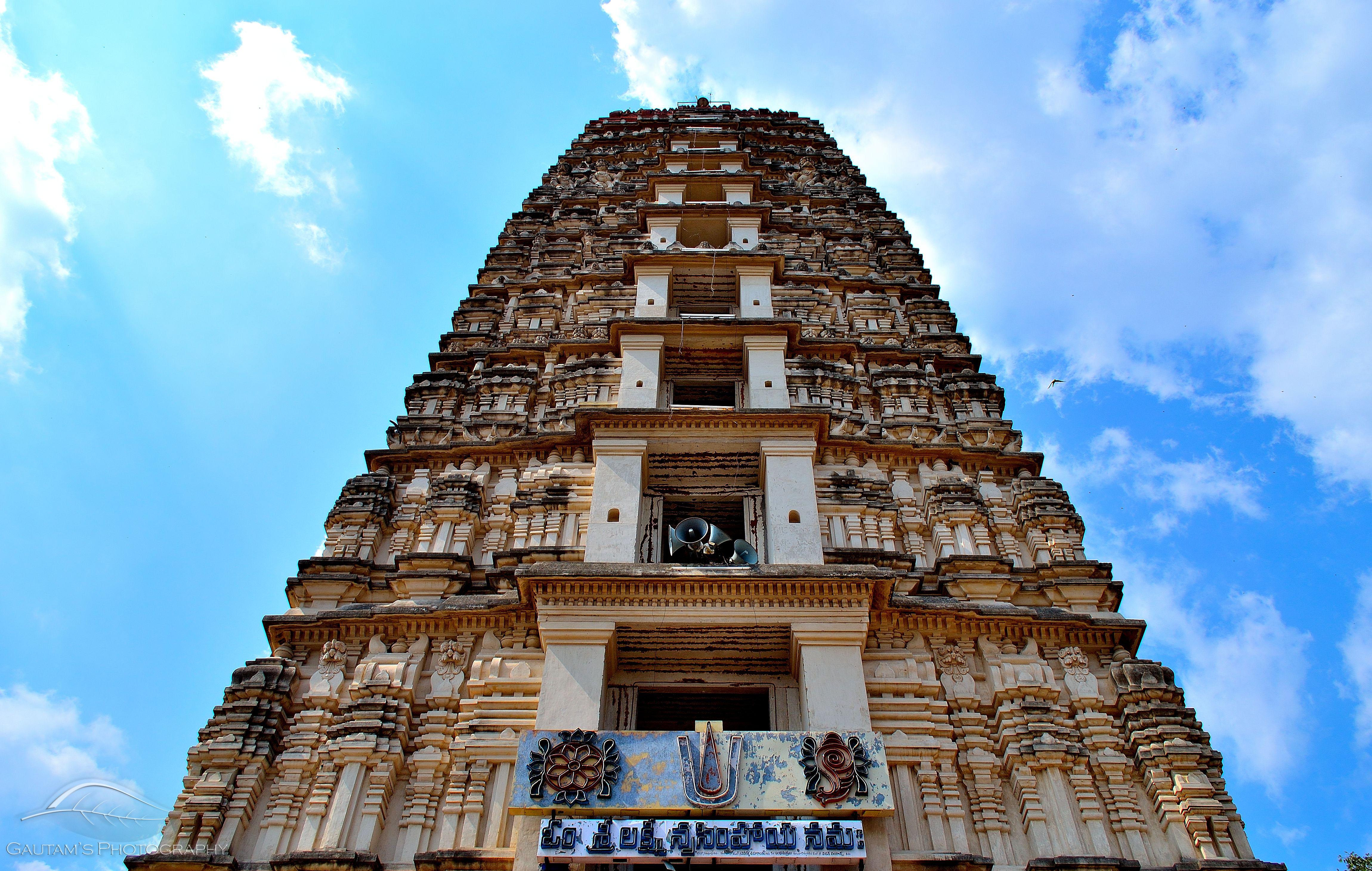 Andhra Pradesh Religious tourism