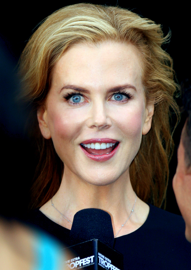 Nicole Kidman Größe