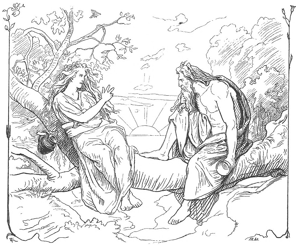 Yule Coloring Pages
