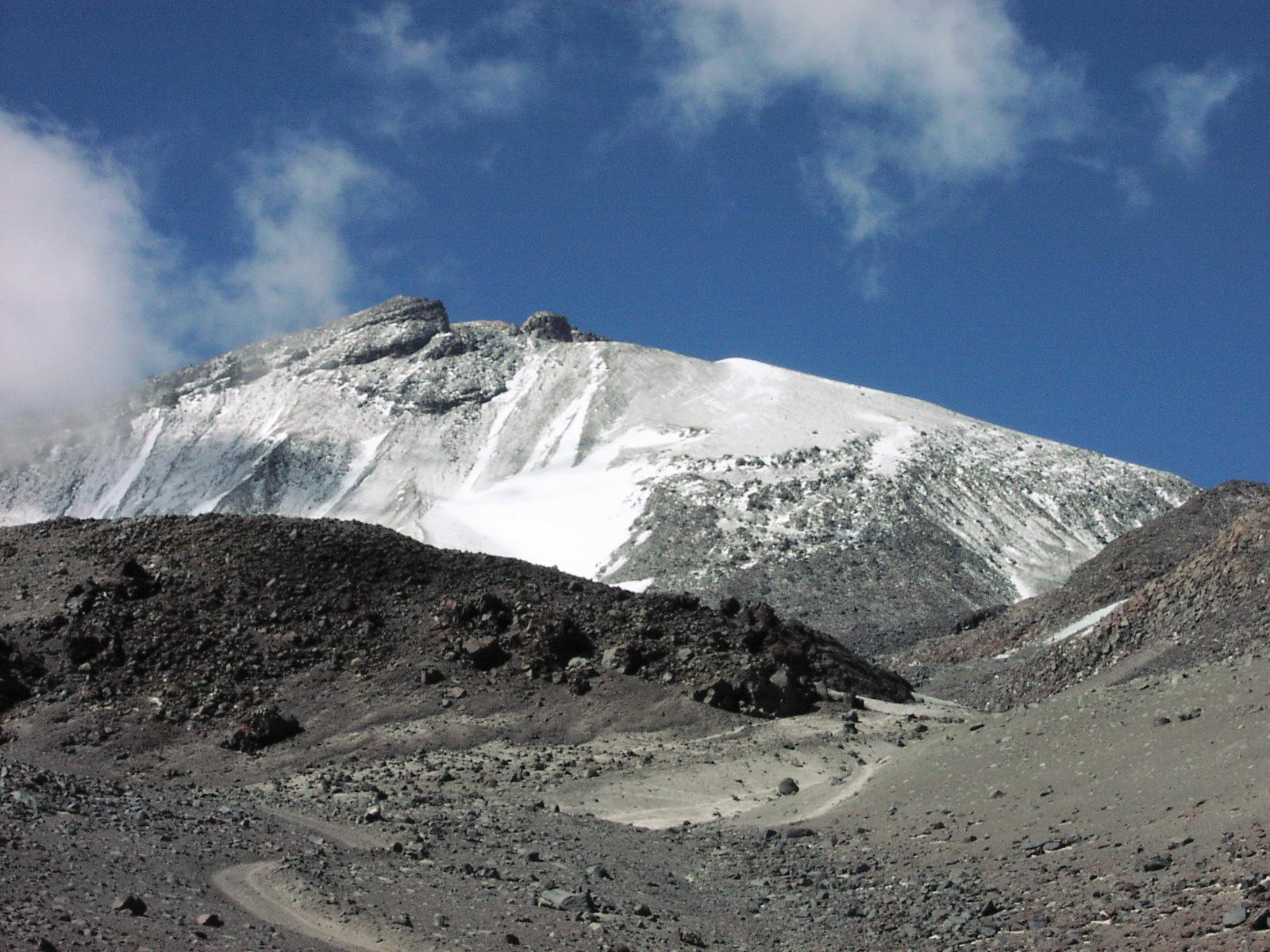 بركان ويكيبيديا