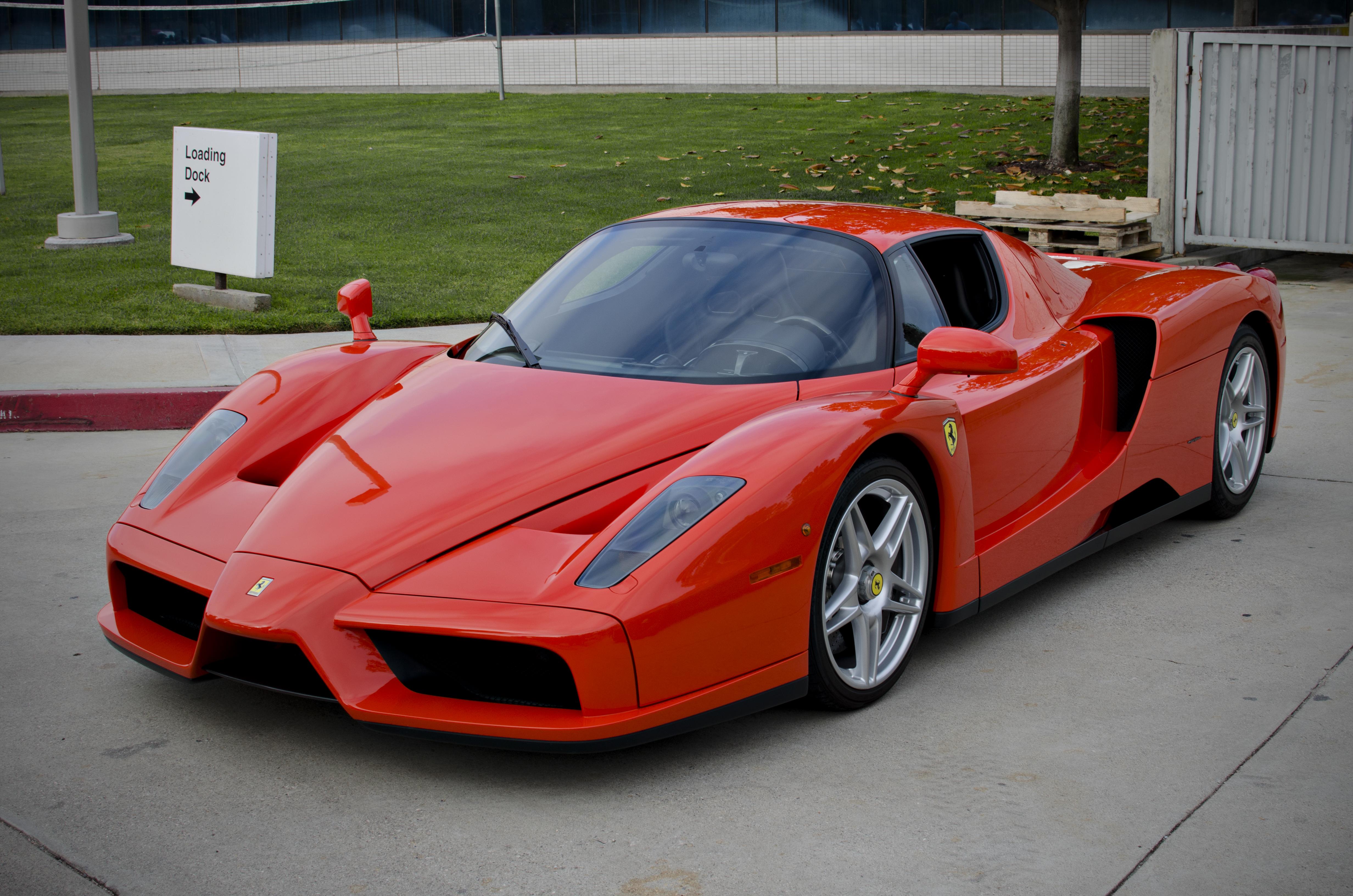 Ferrari enzo 2014