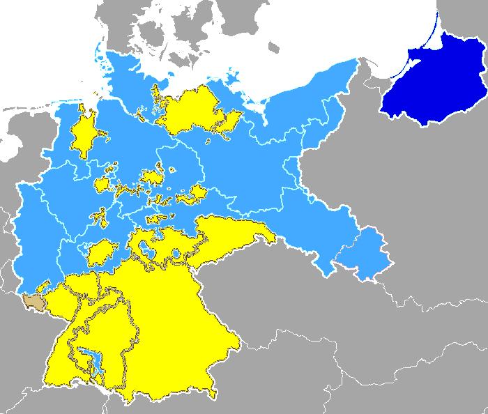 Wo Liegt Preußen