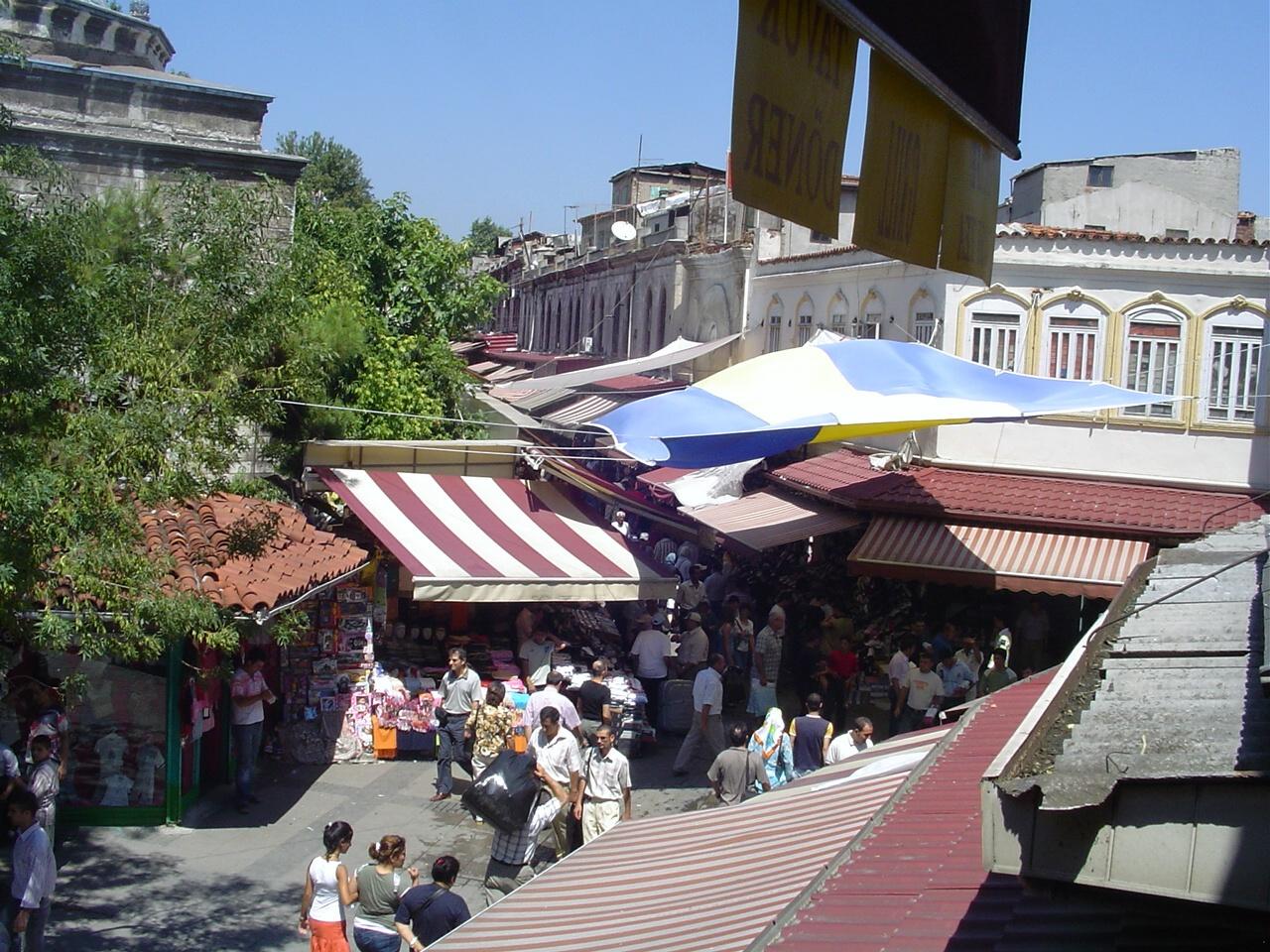 Outside Grand Bazaar Istanbul (2835540630).jpg