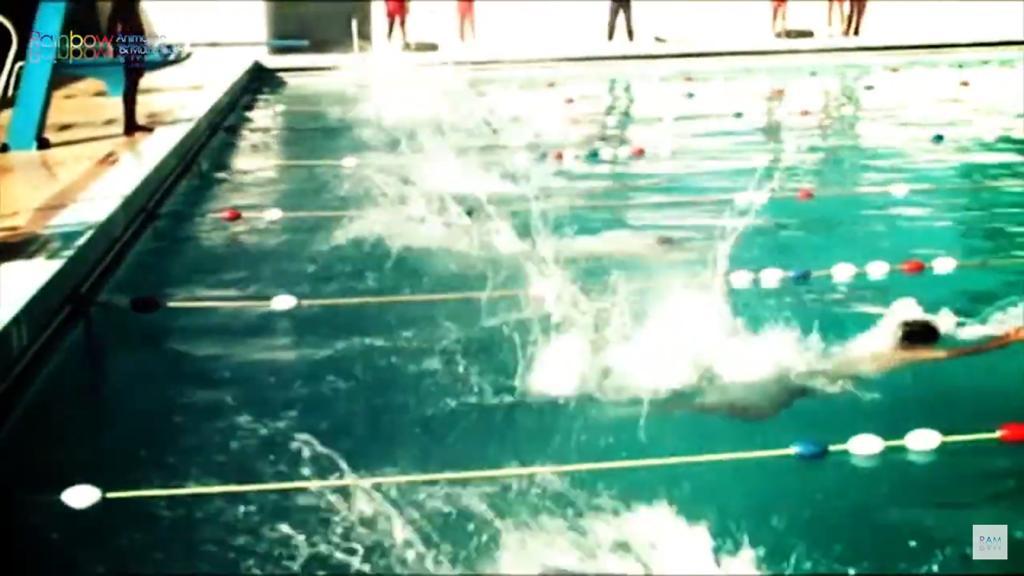 De verschillende vormen van zwemmen